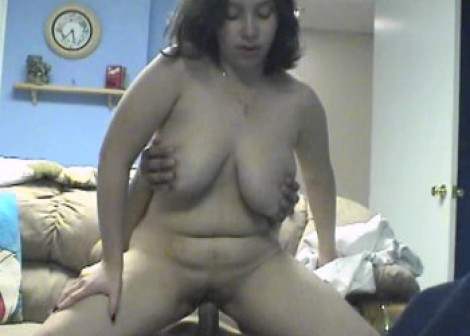 Latina plumper Marie getting fucked